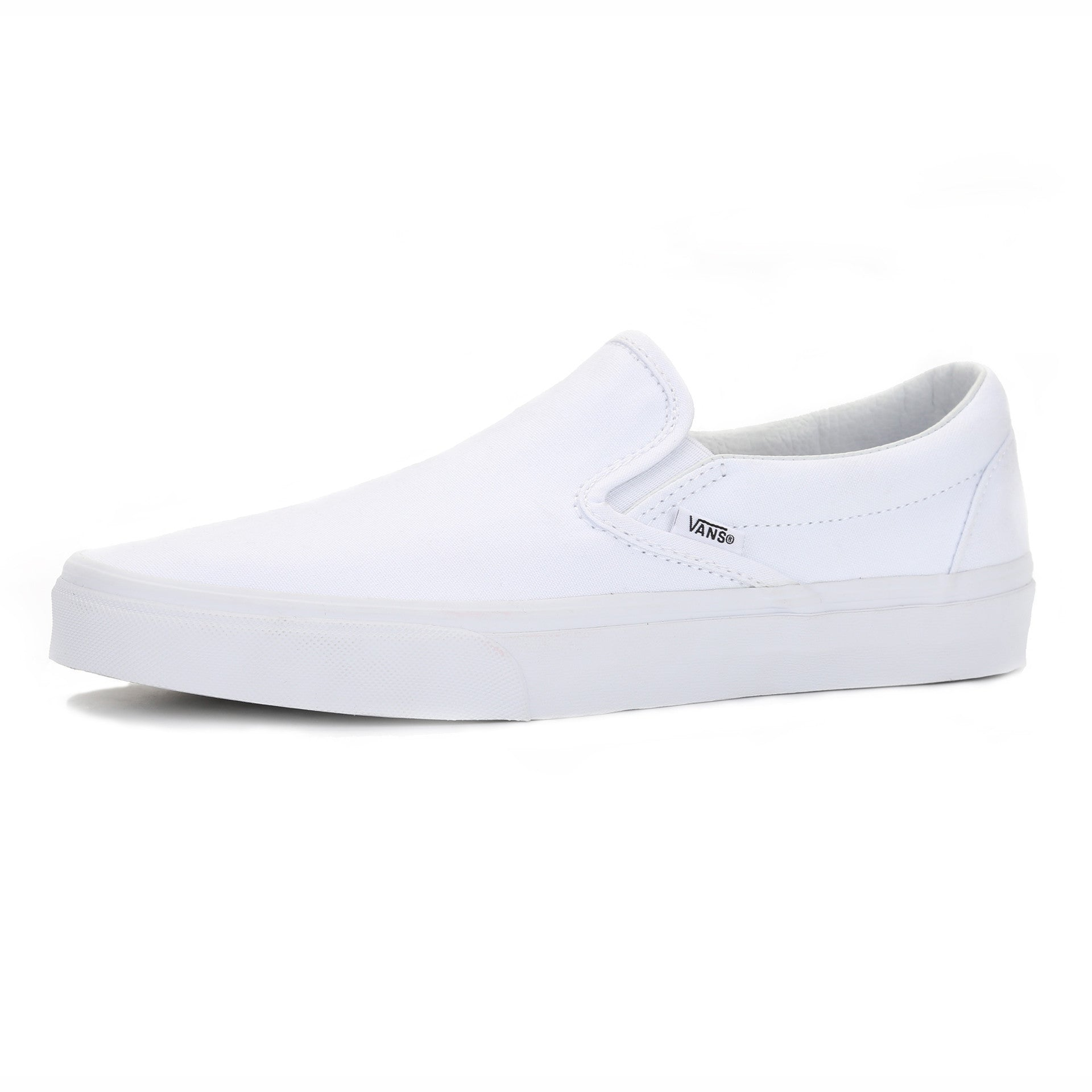 de24c1ae77bb Vans Classic Slip-On - True White - New Star