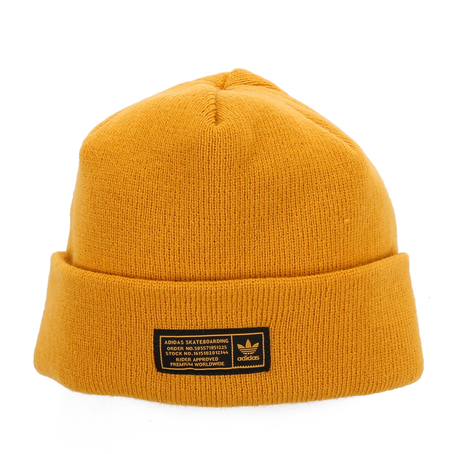 47d79845e Adidas Skateboarding The Joe Beanie - Tactile Yellow