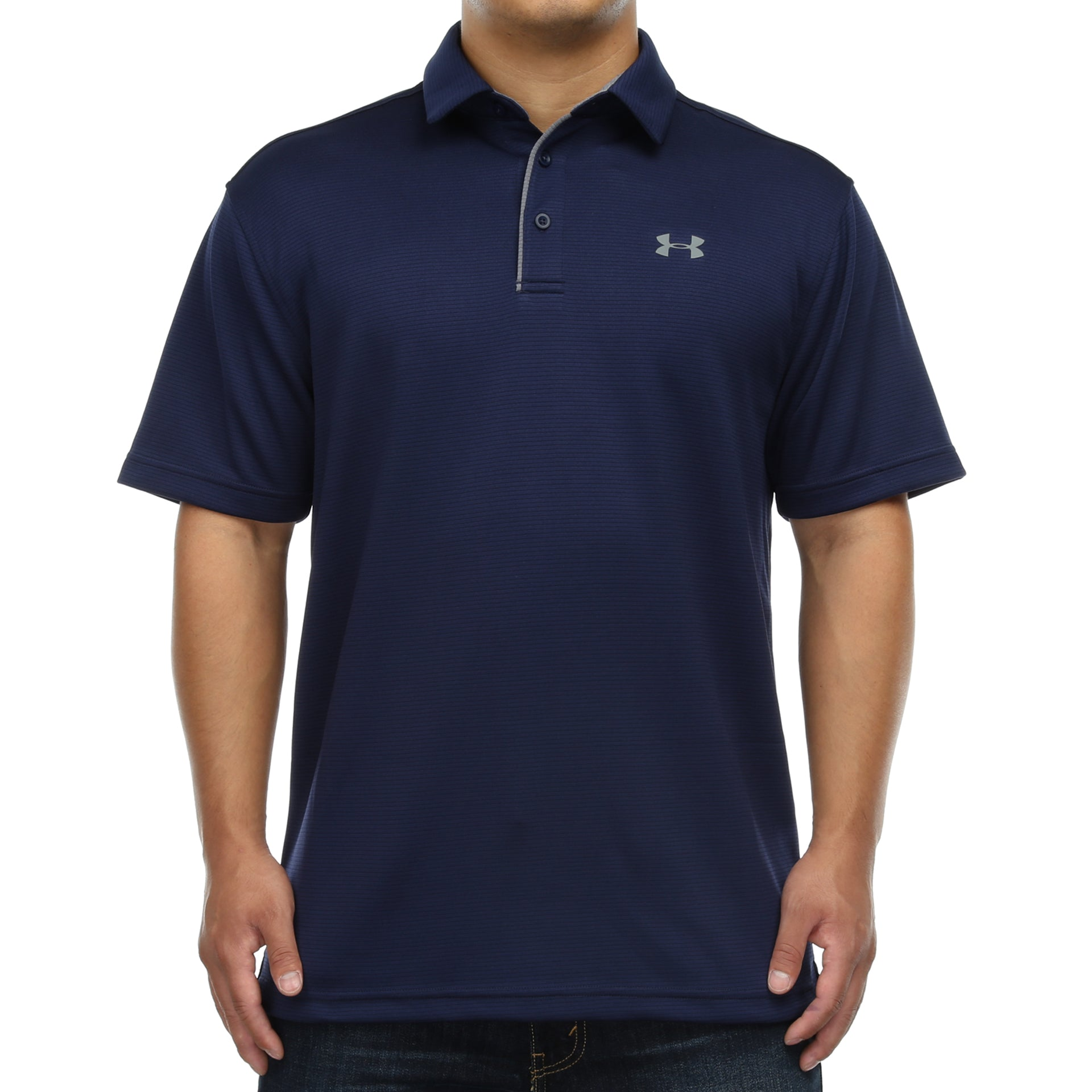 8bf3926c Under Armour Tech Polo - Midnight Navy - New Star
