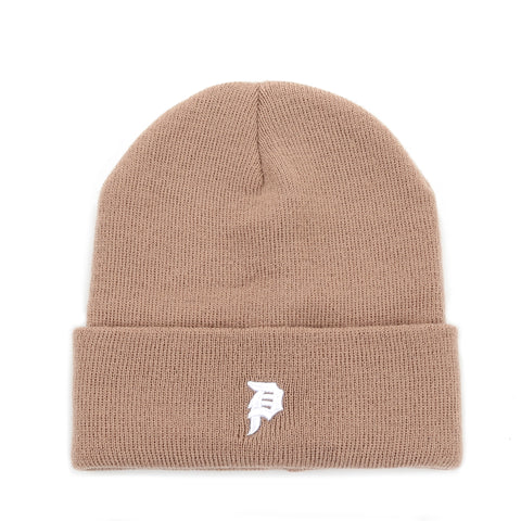 Primitive Mini Dirty P Beanie - Camel