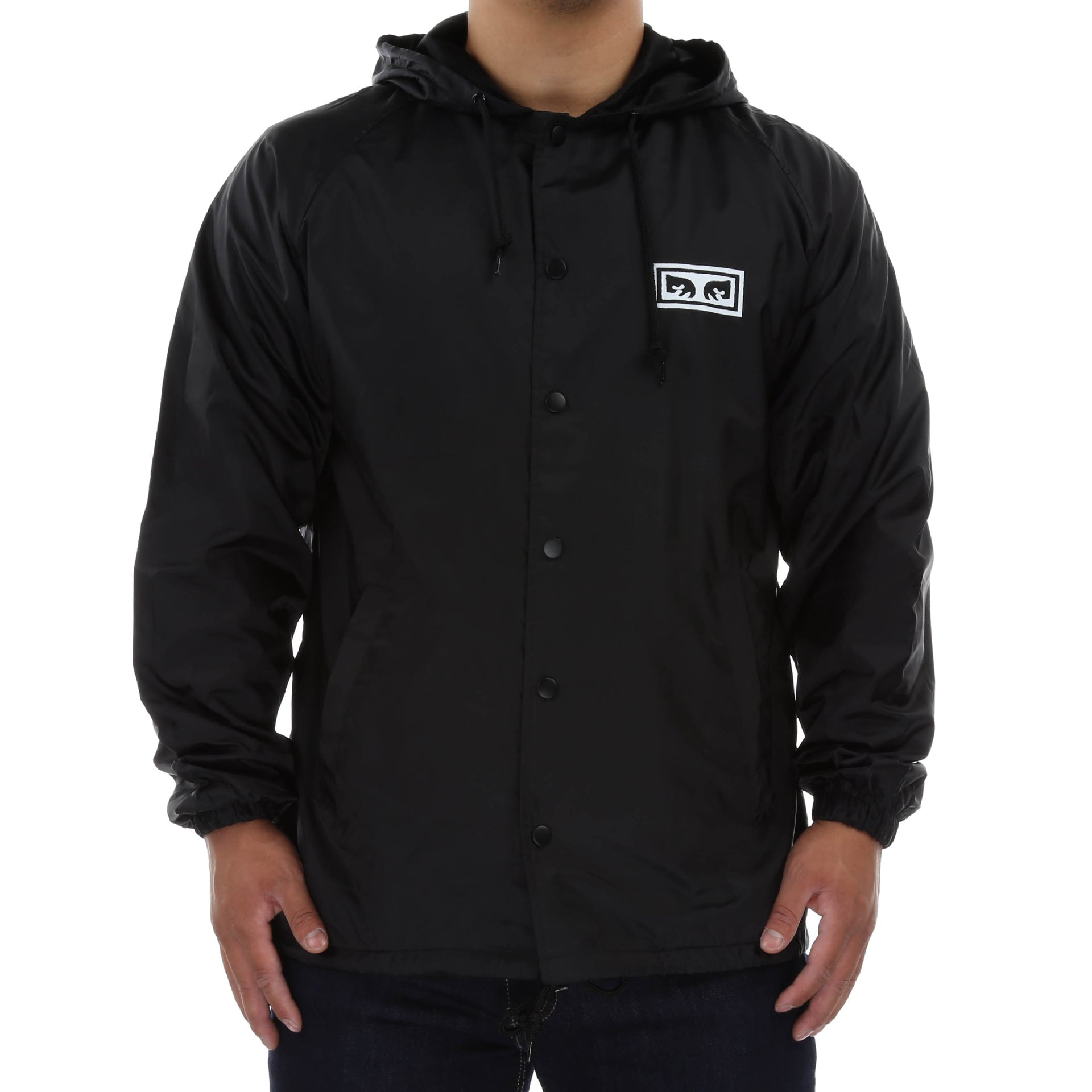 Obey windbreaker jackets