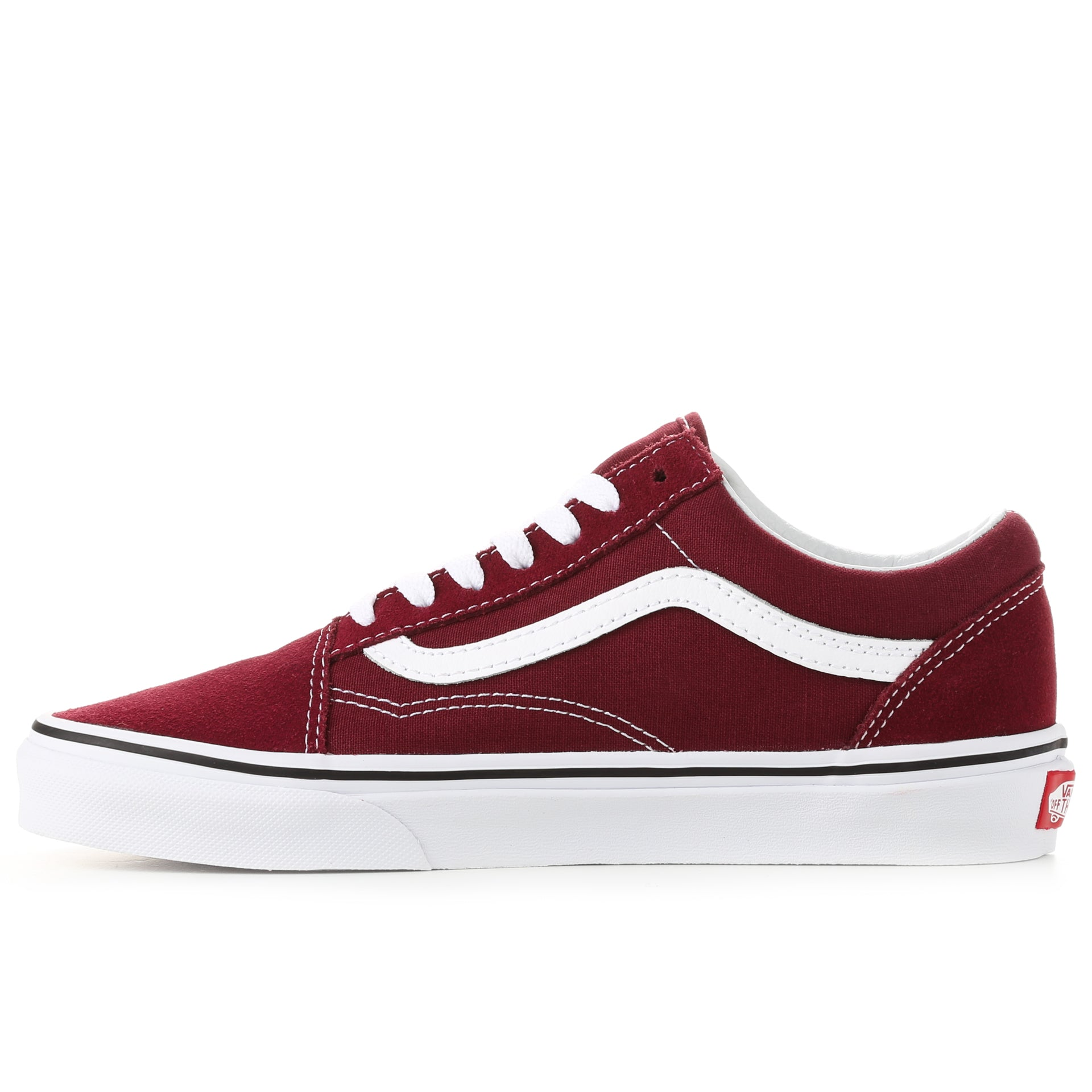 Vans Old Skool - Burgundy True White - New Star ed10825db