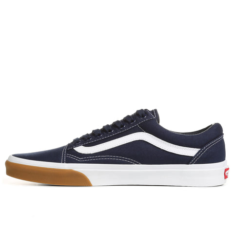 Vans Old Skool Gum Bumper - Dress Blues