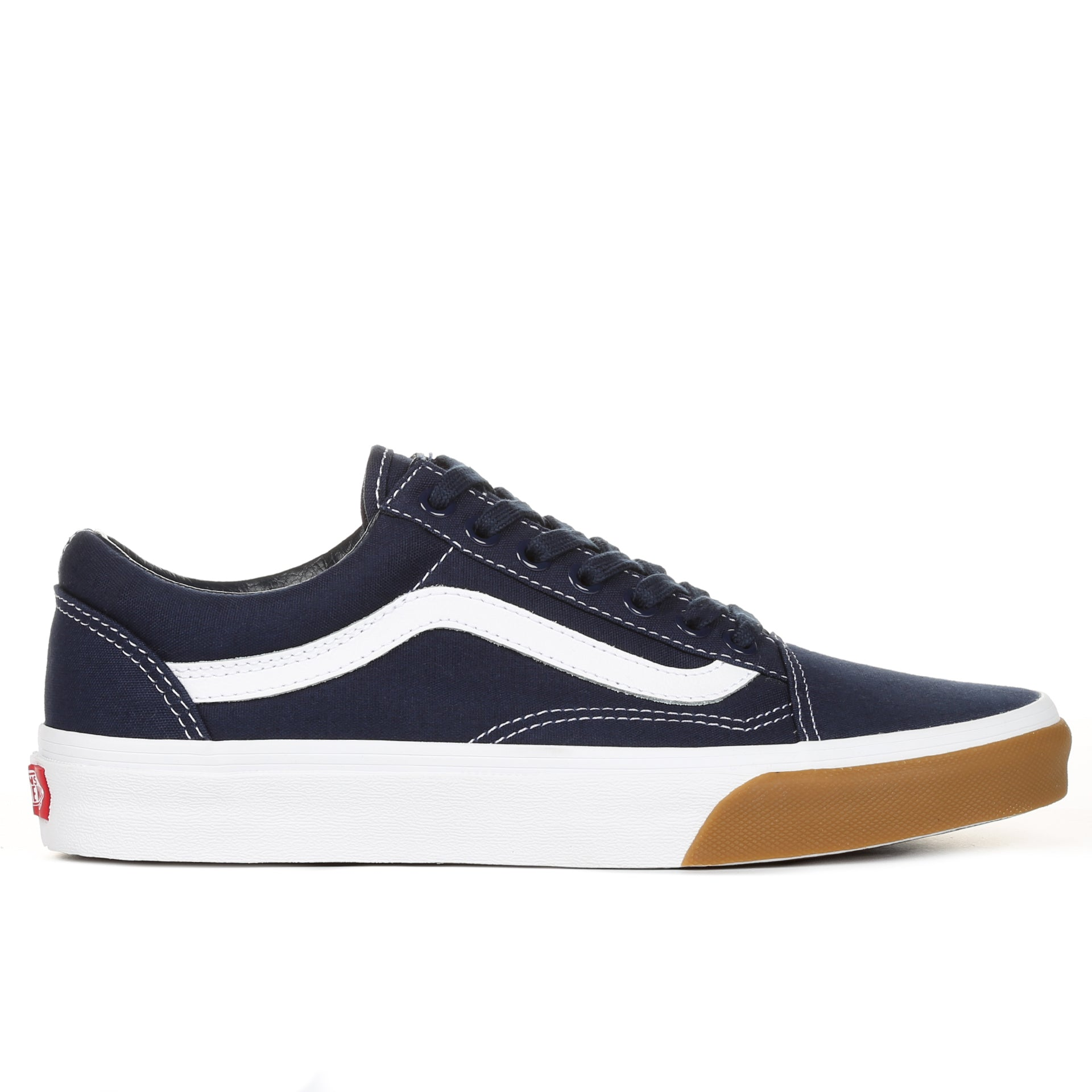 23e9274dd3 Vans Old Skool Gum Bumper - Dress Blues - New Star