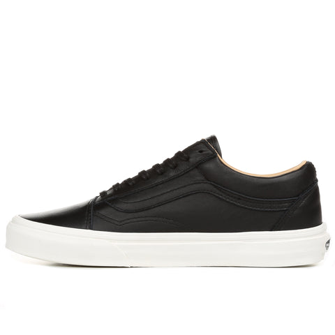 Vans Old Skool Luz Leather - Black/Porcini