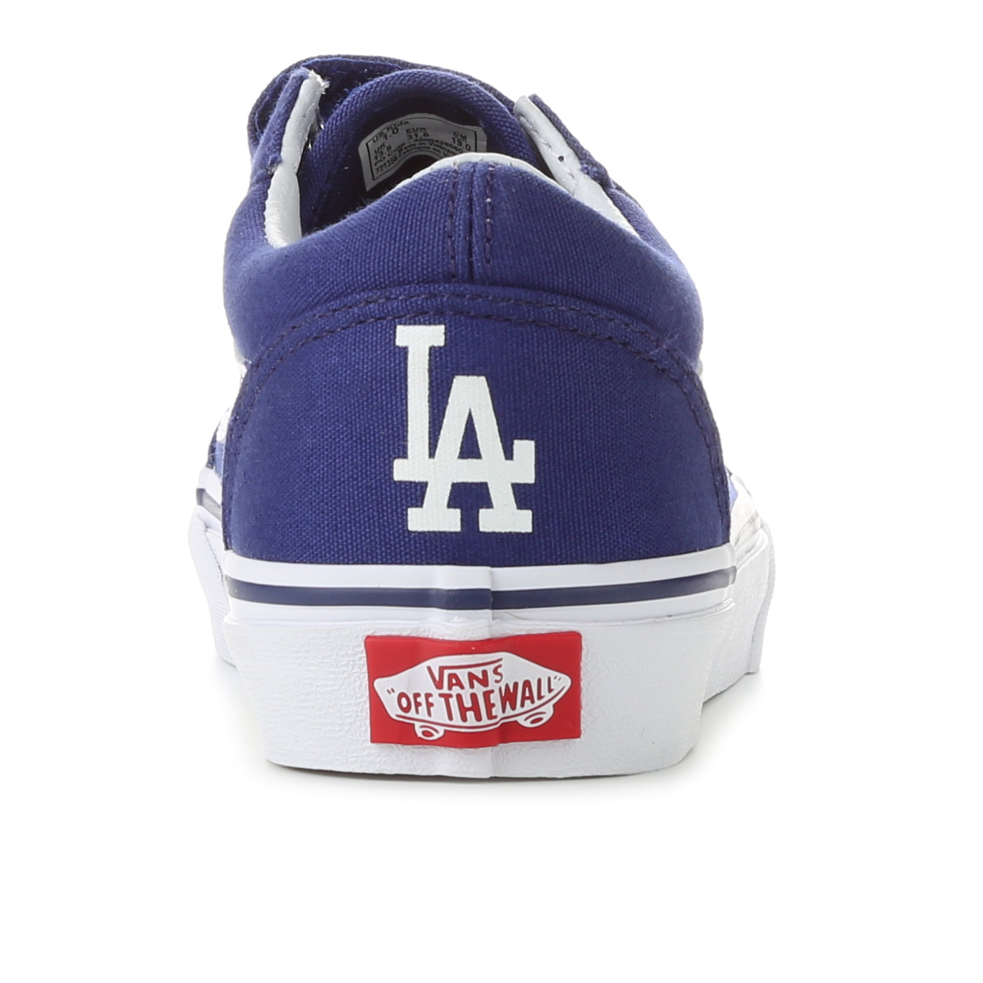 dd586aa826 Vans x MLB Kids Old Skool Velcro - Los Angeles Dodgers Blue - New Star
