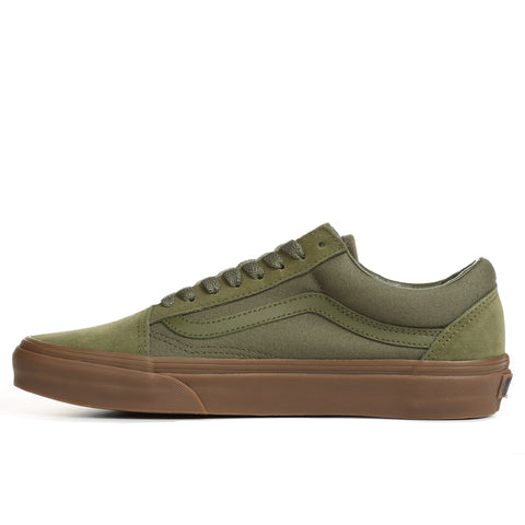 Vans Old Skool - Winter Moss/Gum