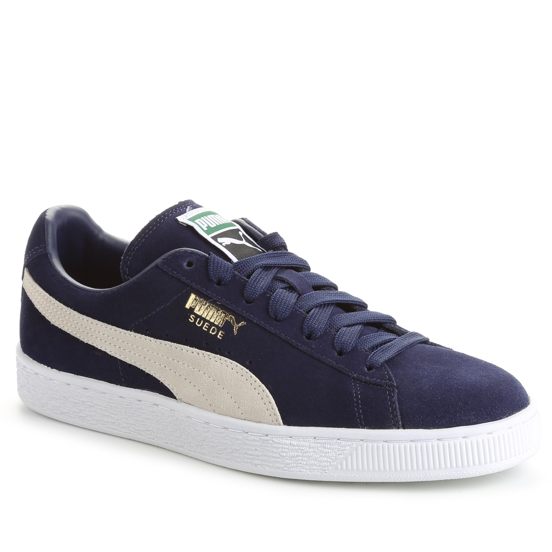 official photos 3d30f bf4c5 Puma Suede Classic - Peacoat/White - New Star