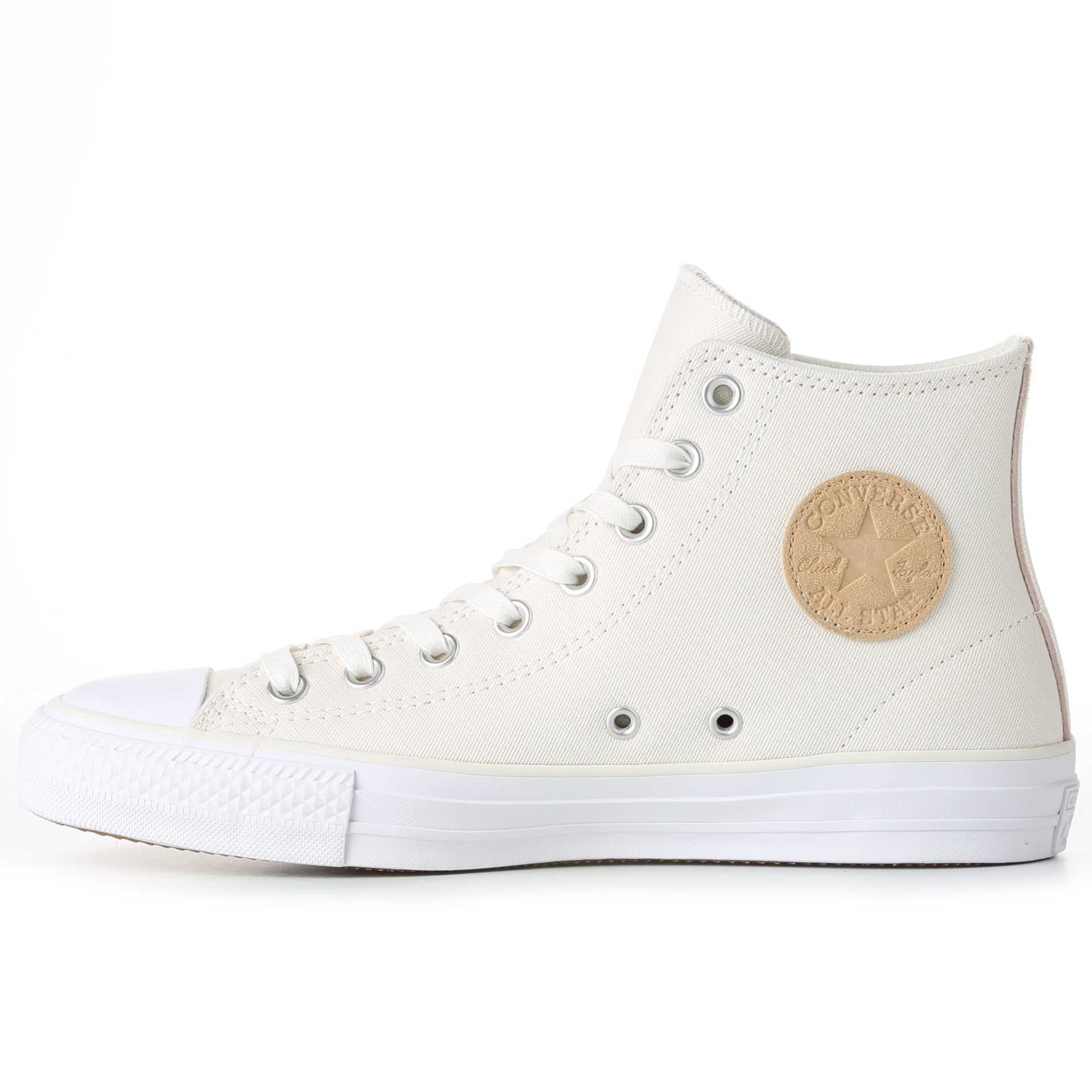 huge discount a18cb 899b5 Converse CTAS Pro Suede Backed Twill High Top - Egret Dusk Pink