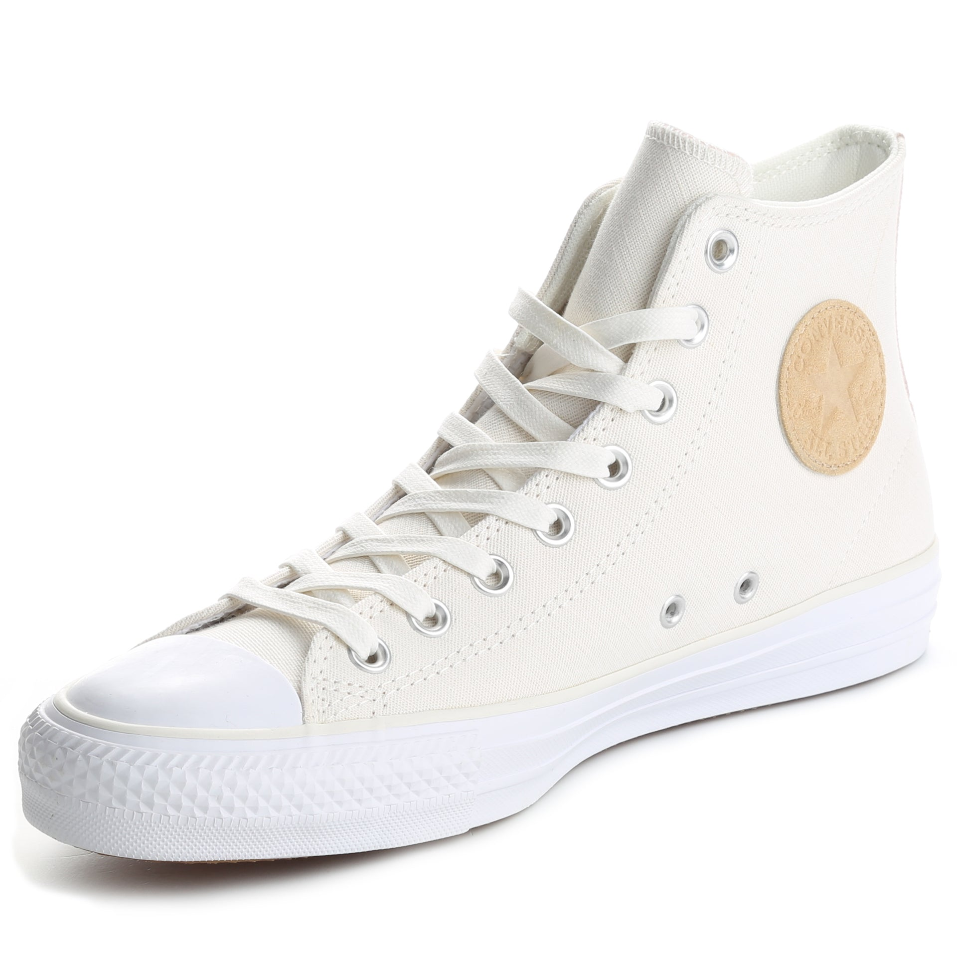 cfb44228aa85 Converse CTAS Pro Suede Backed Twill High Top - Egret Dusk Pink ...