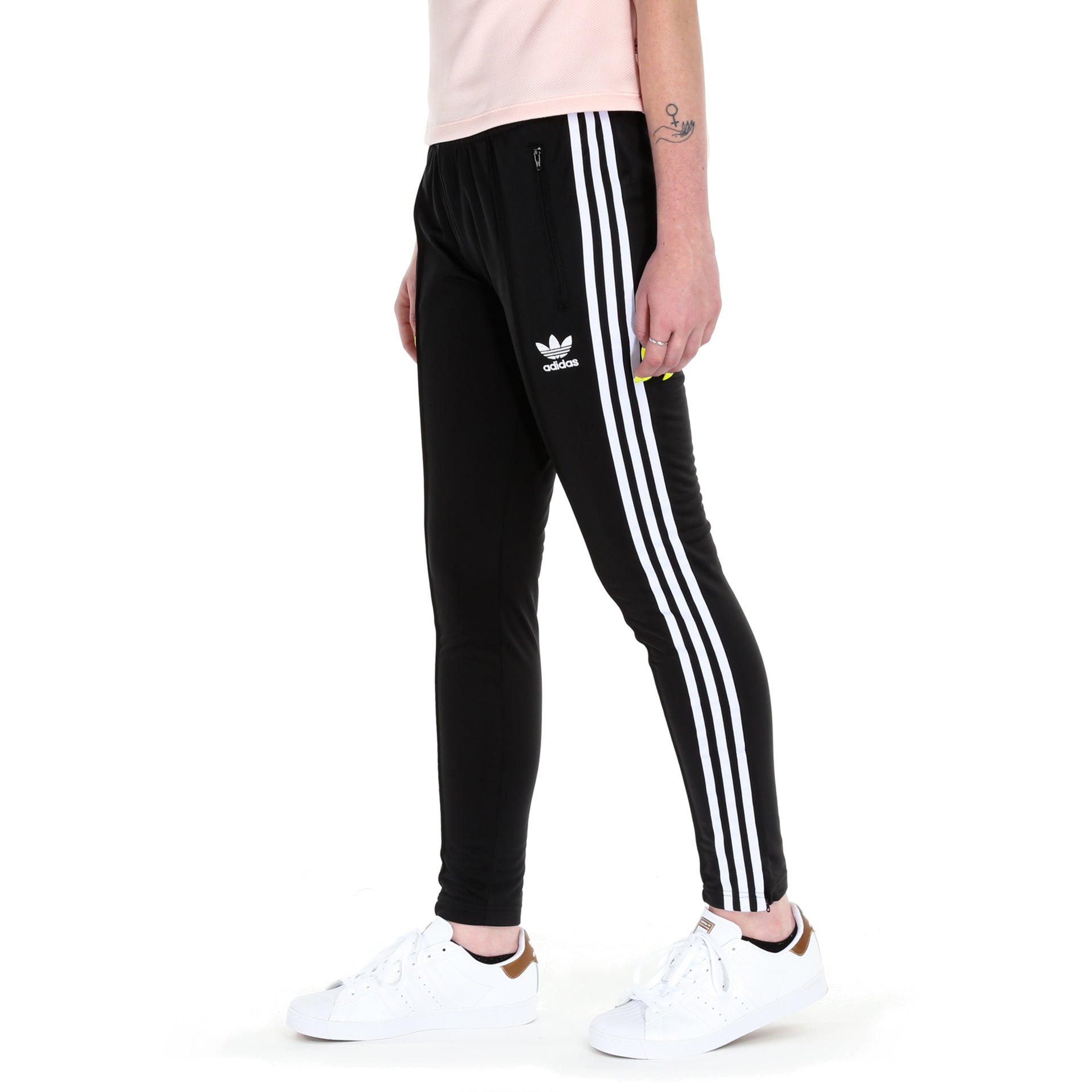 the best attitude 64a29 f5614 Adidas Superstar Track Pants - Black