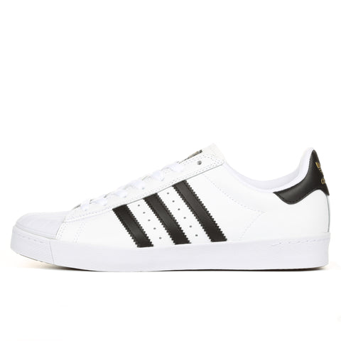 Adidas Superstar Vulc ADV - White/Core Black