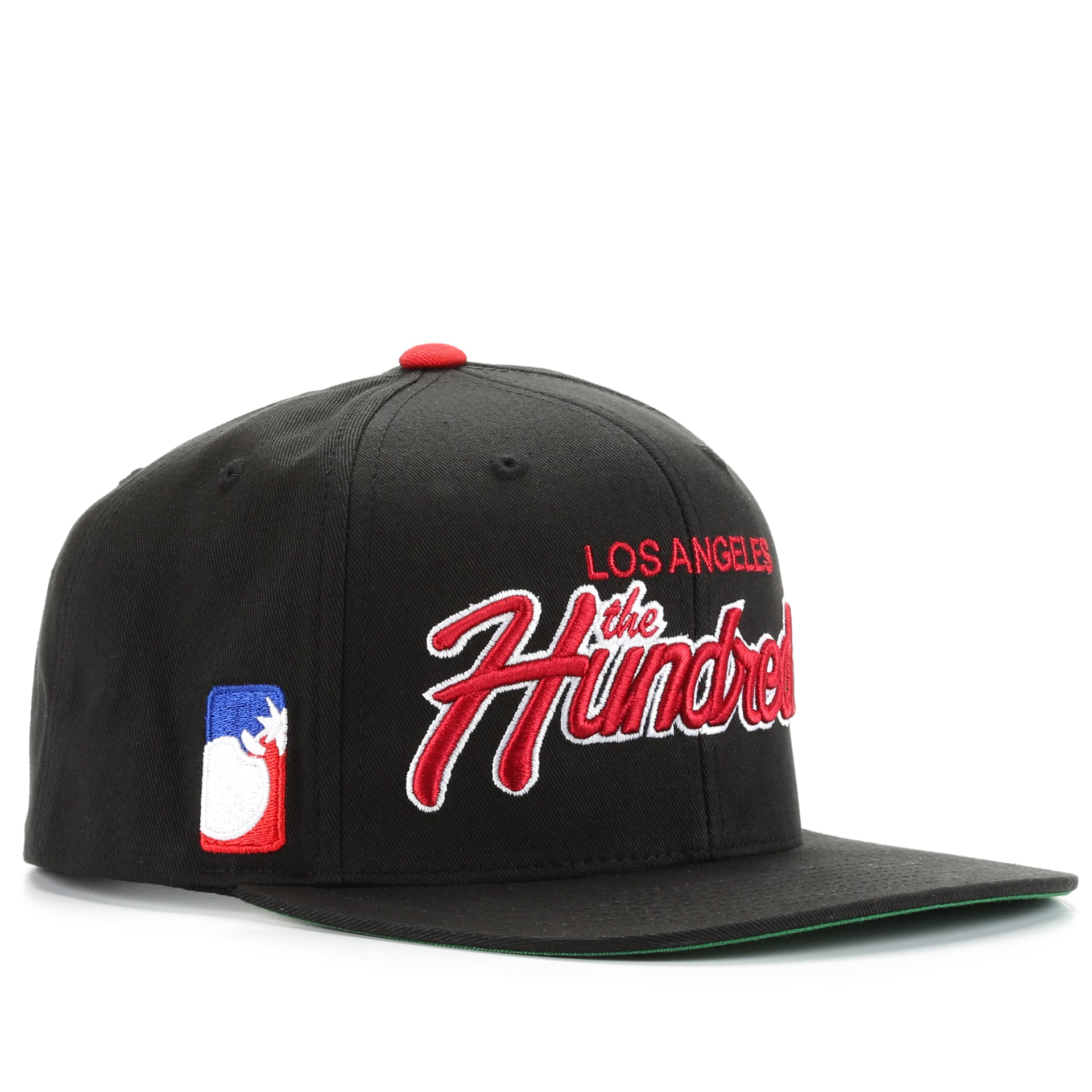 e4e2822af1a54 The Hundreds Team Two Snapback - Black - New Star