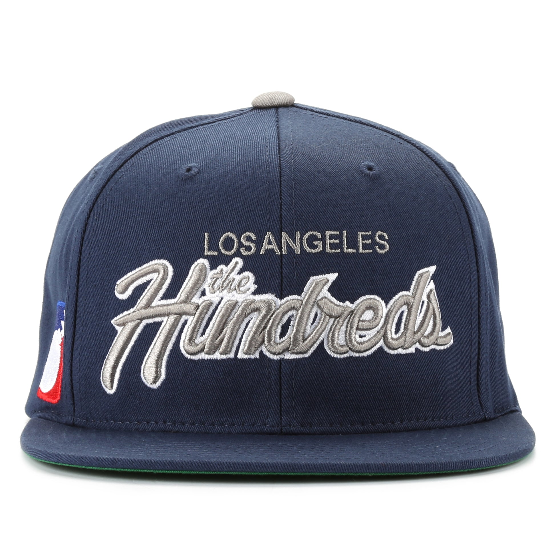 1a9ada813dd The Hundreds Team Two Snapback - Navy - New Star