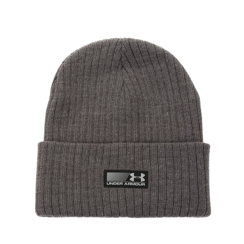 Under Armour Truck Stop Beanie - Carbon Heather