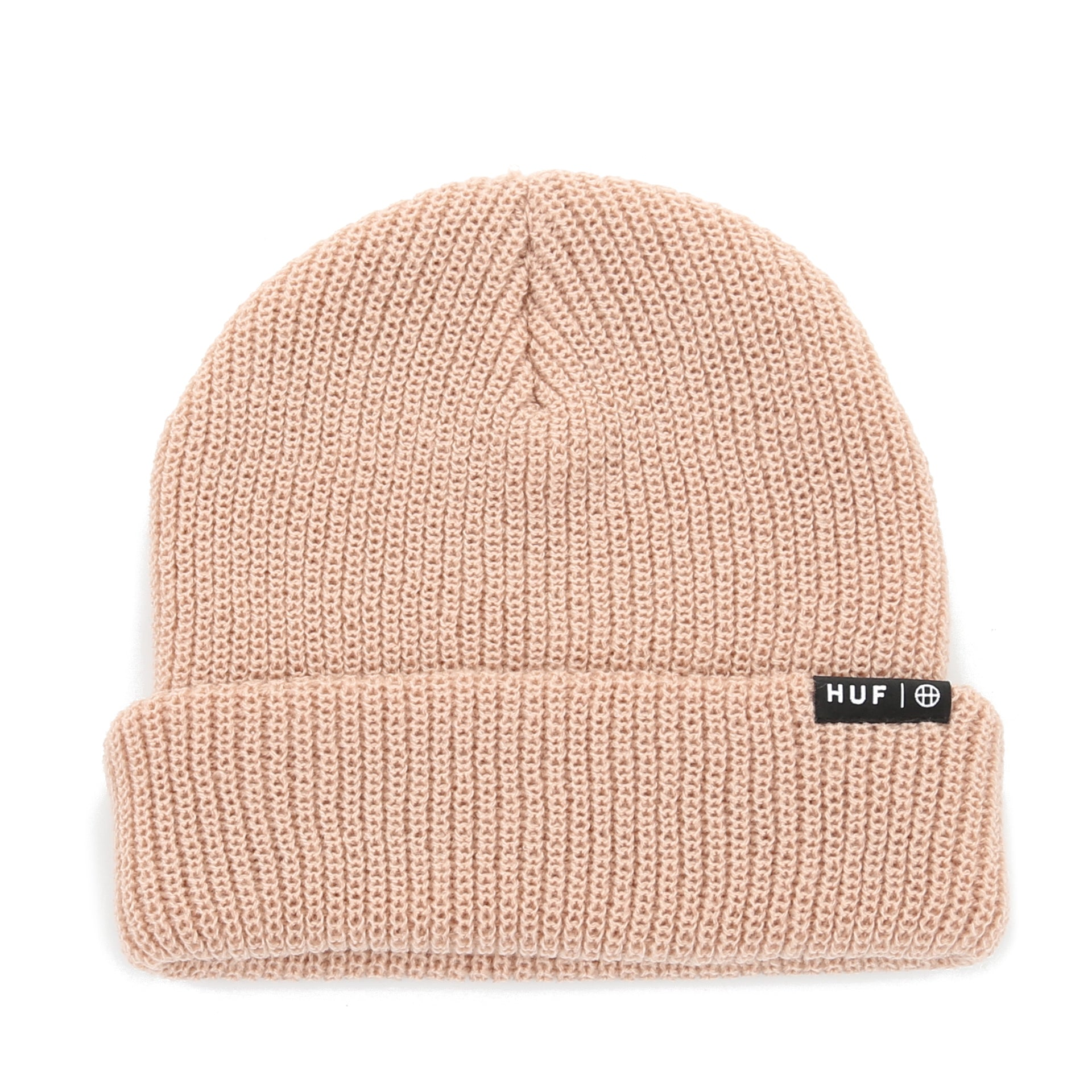 Huf Usual Beanie - Dusty Pink - New Star 05b9d668eb9