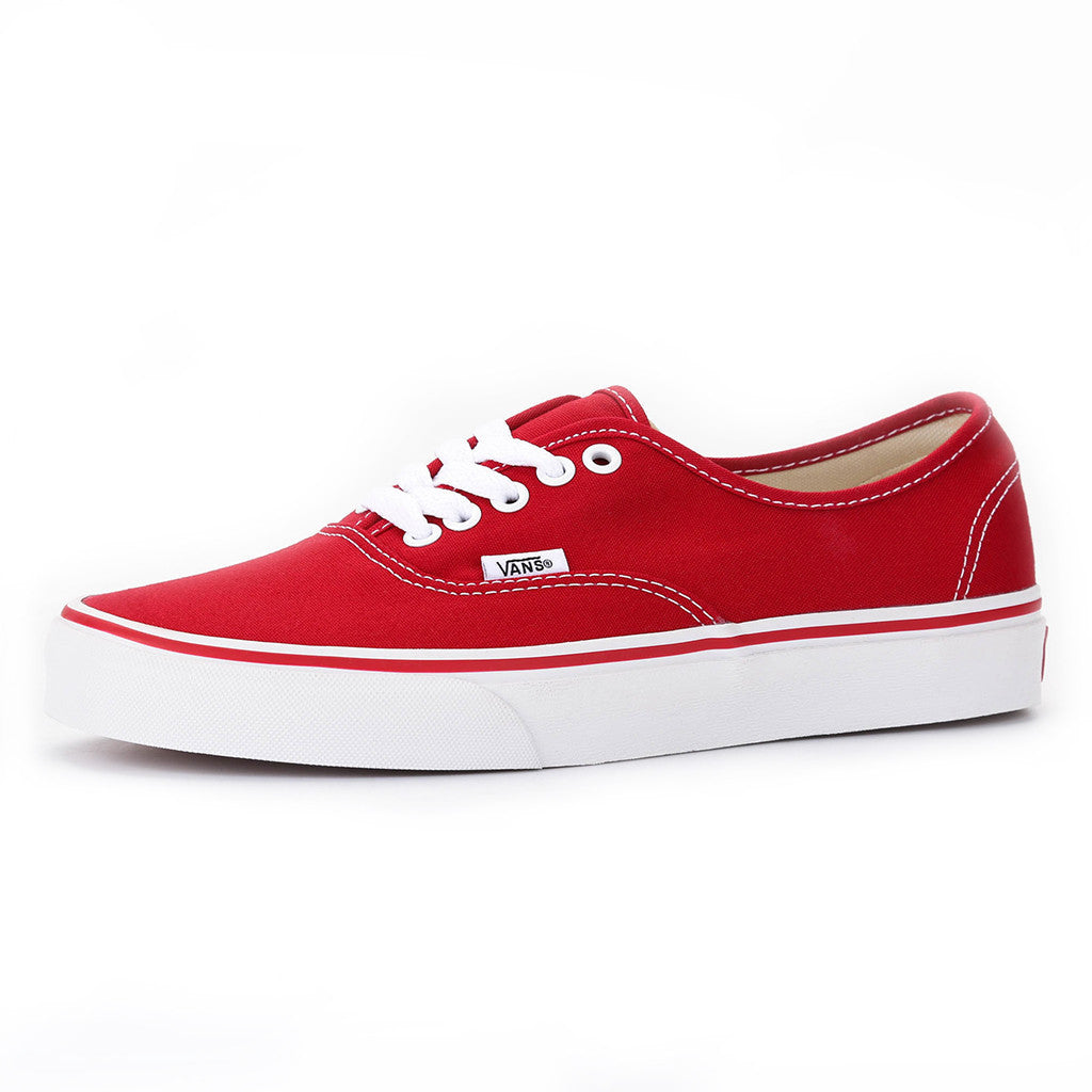 9054d7058f Vans Classic Authentic - Red - New Star