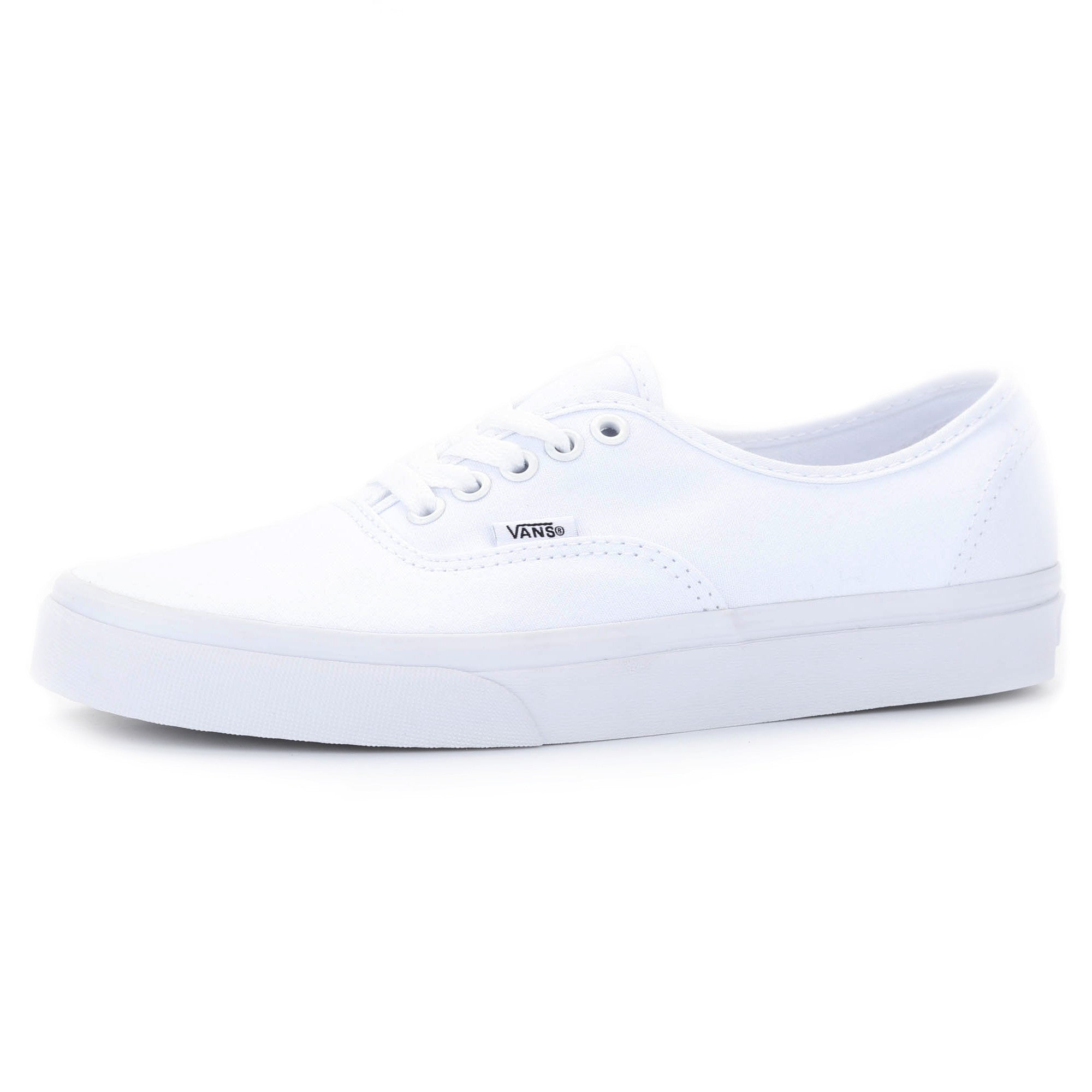 bright n colour clients first choose newest Vans Classic Authentic - True White