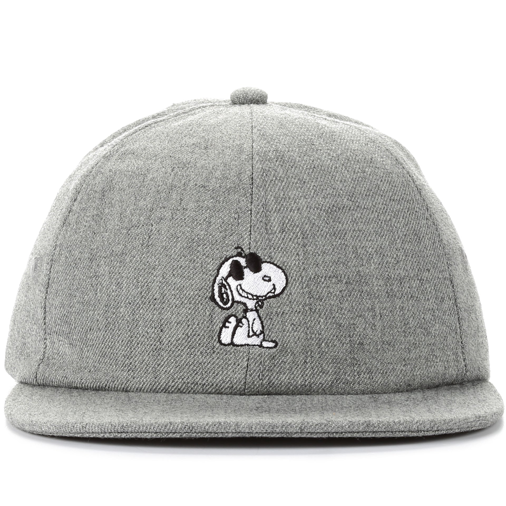 c272a8ef25 Vans x Peanuts Jockey Hat - Heather Grey - New Star
