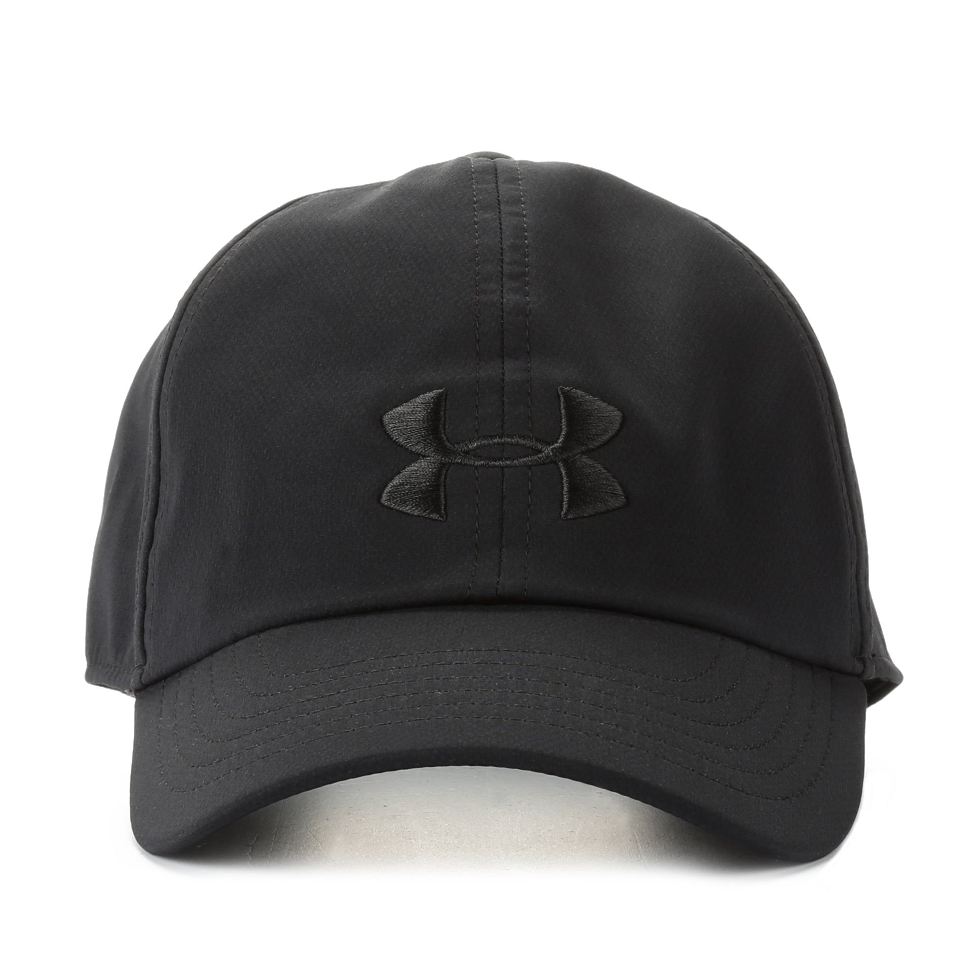 84b420875 Under Armour Women's Renegade Cap - Black/Black