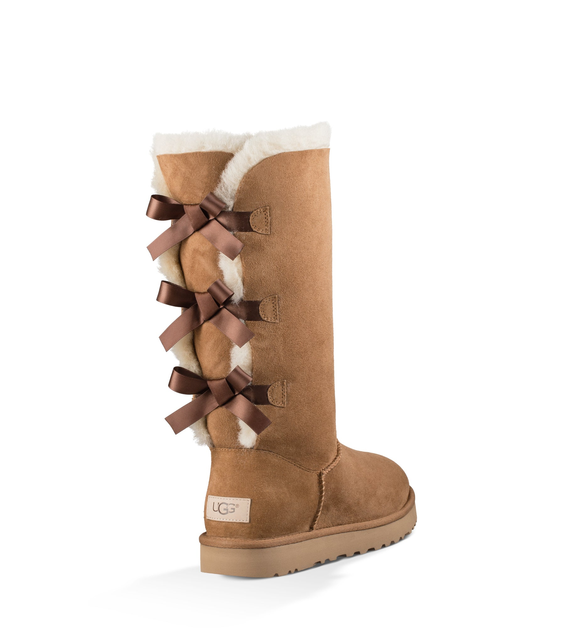 UGG Bailey Bow Tall II - Chestnut