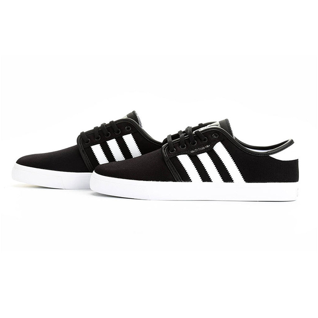 ca916a73c0856 Adidas Seeley - Black/White