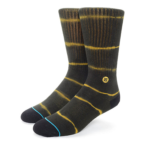 Stance Frank Crew Sock - Gold