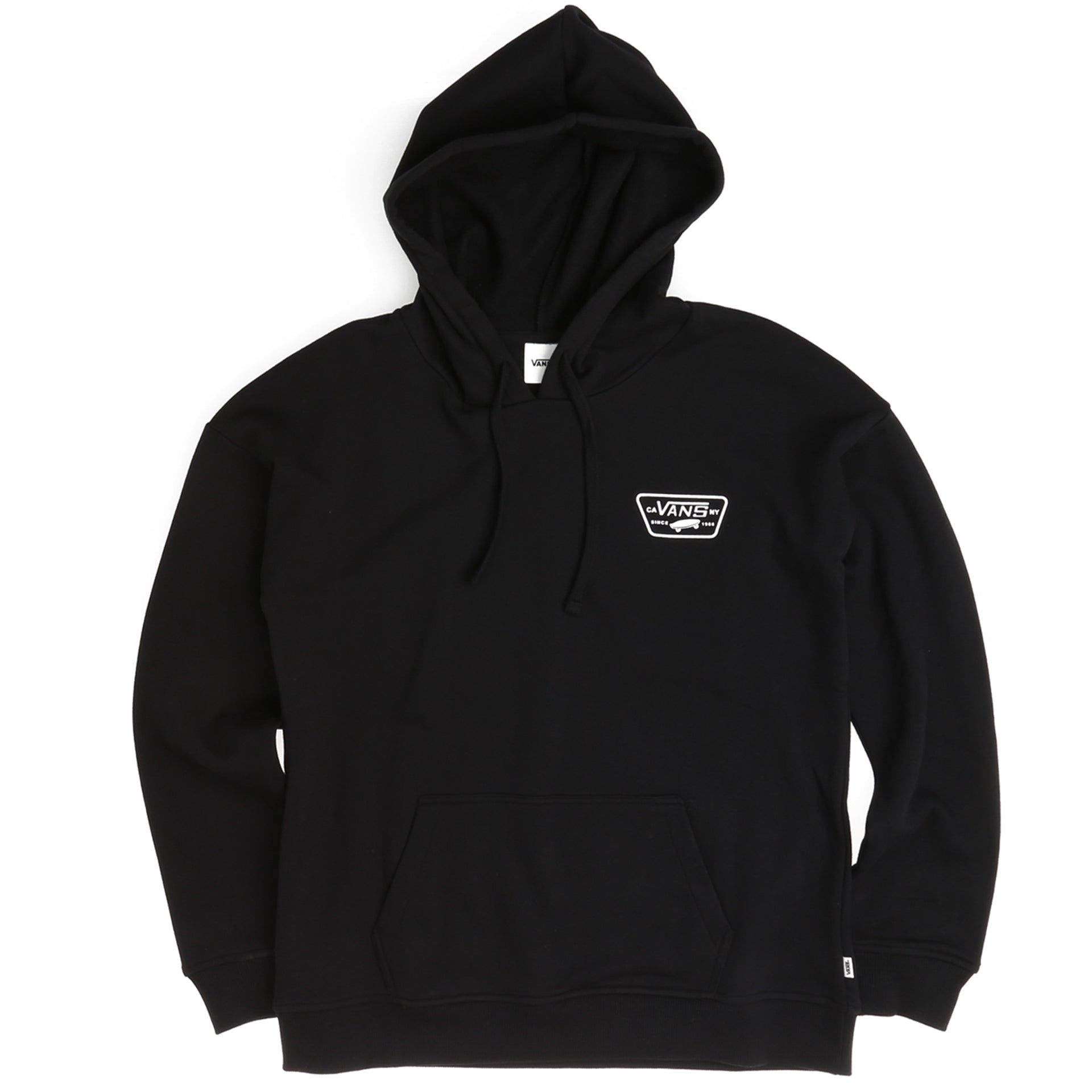 d6f5165254f Vans Full Patch Pullover Hoodie - Black - New Star