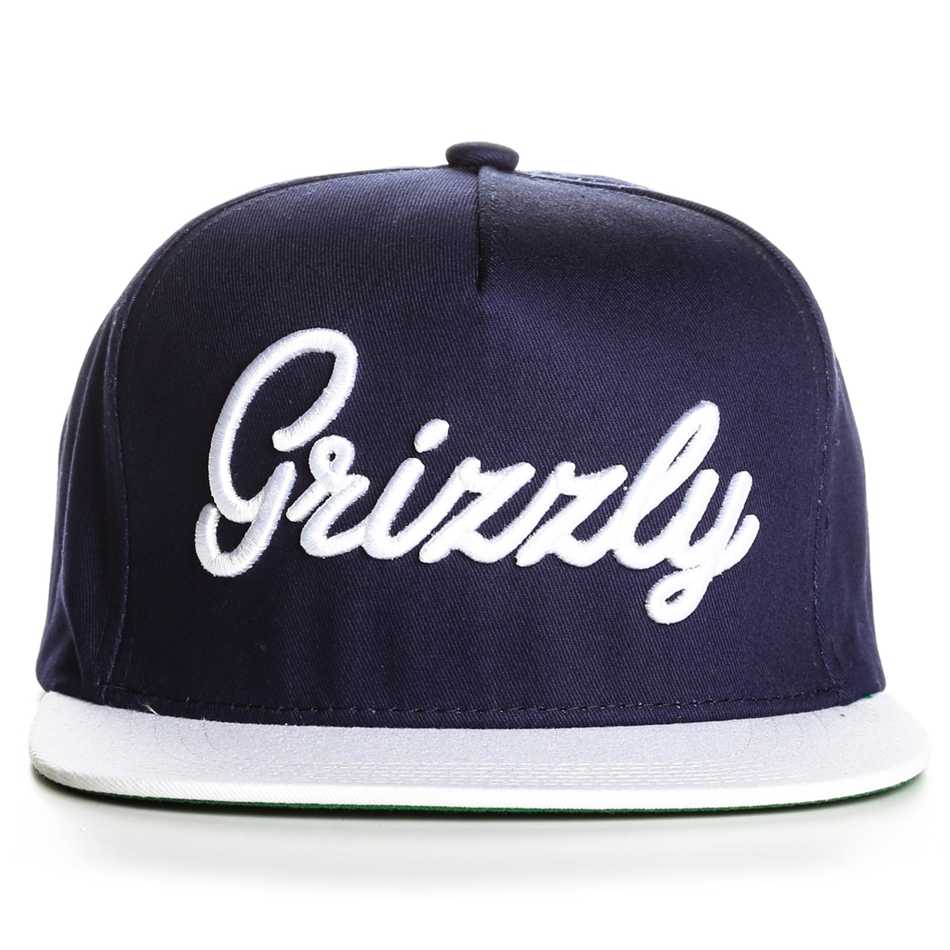 56f02c40981 Grizzly SubAlpine Snapback - Navy. Grizzly Griptape
