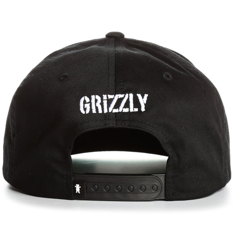 6867116325a Grizzly Griptape.  26.99 · Grizzly OG Bear Snapback - Black Grizzly OG Bear  Snapback - Black