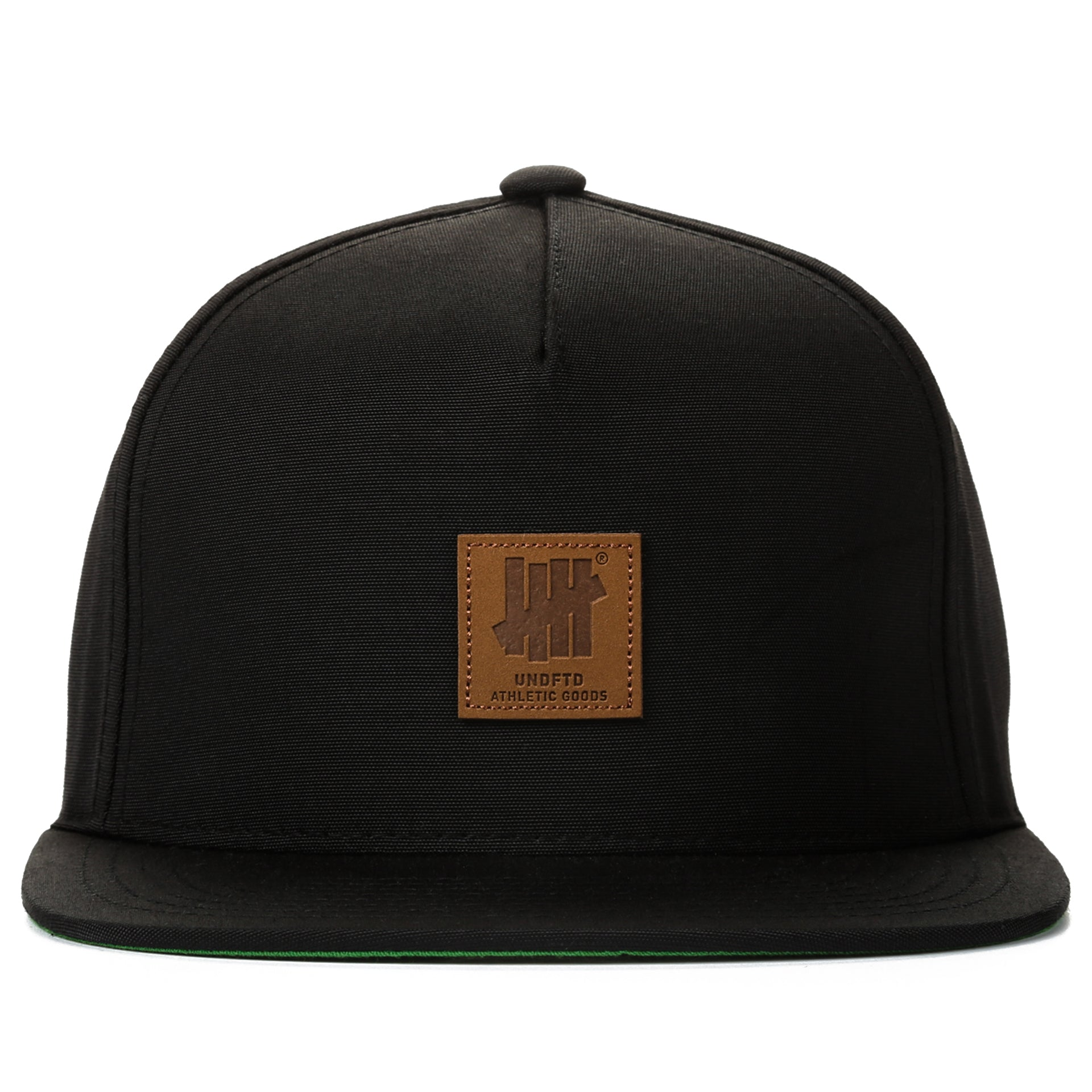 38ad7f4075d Undefeated Goods Cap - Black - New Star