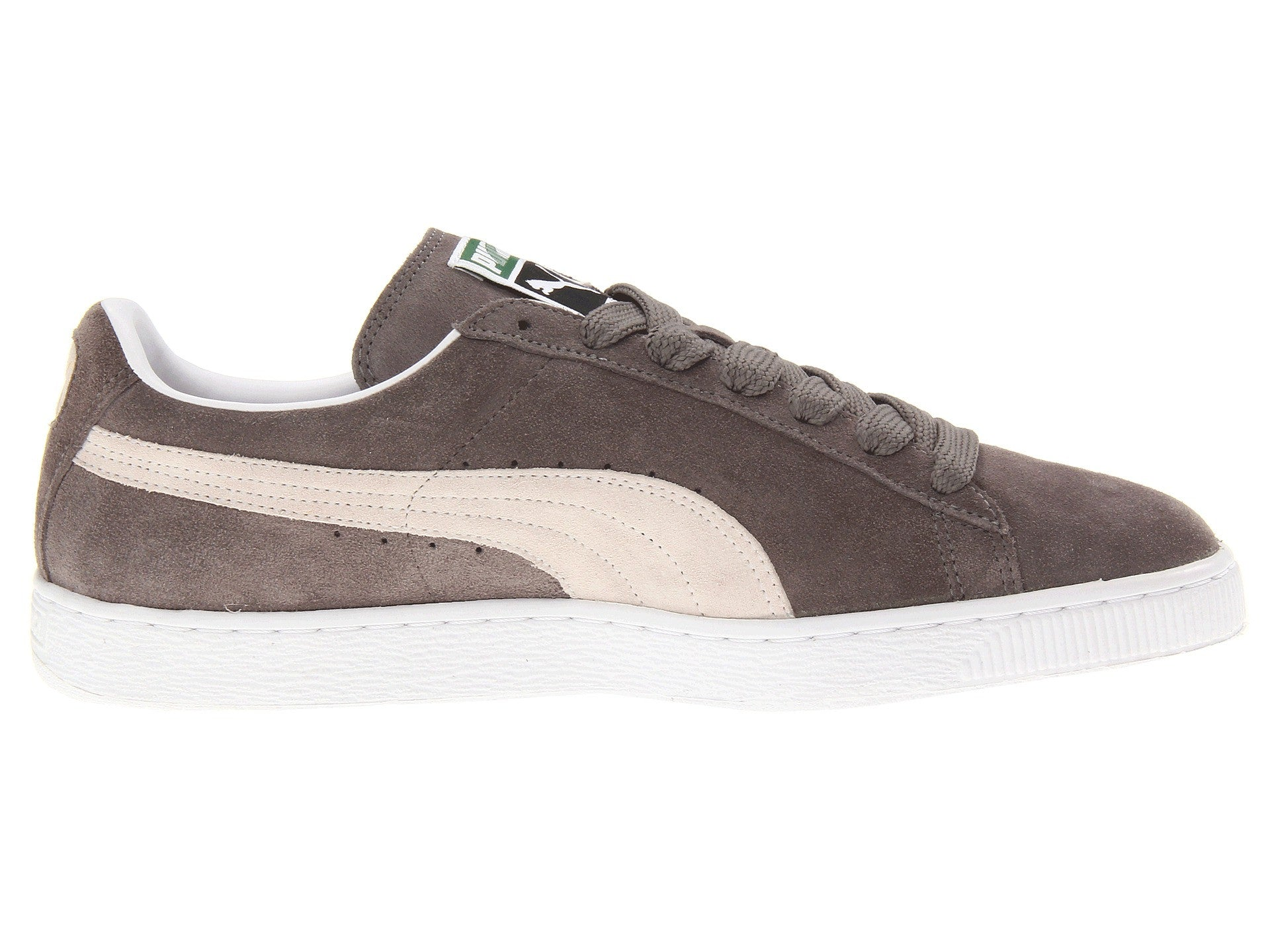 purchase cheap 85a13 157e0 Puma Suede Classic+ - Steeple Grey