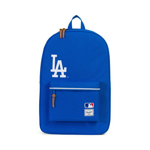 ea774ecab8a Herschel x MLB Los Angeles Dodgers Heritage Backpack - Blue ...