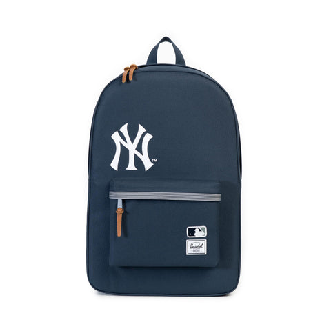 6249b15b91c Herschel x MLB New York Yankees Heritage Backpack - Navy ...