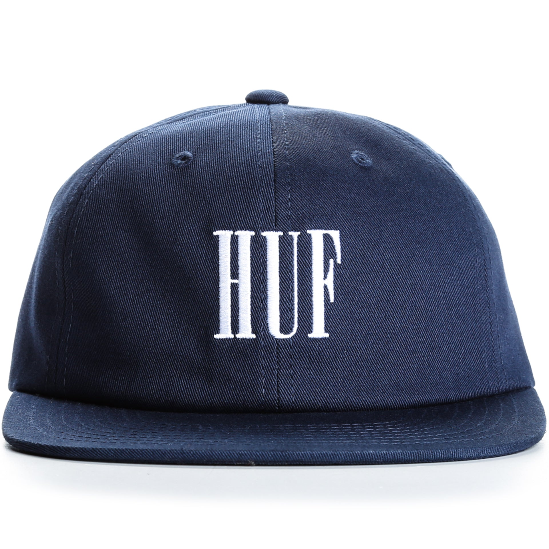 27fbd9e154f4c HUF Marka 6 Panel Hat - Navy - New Star