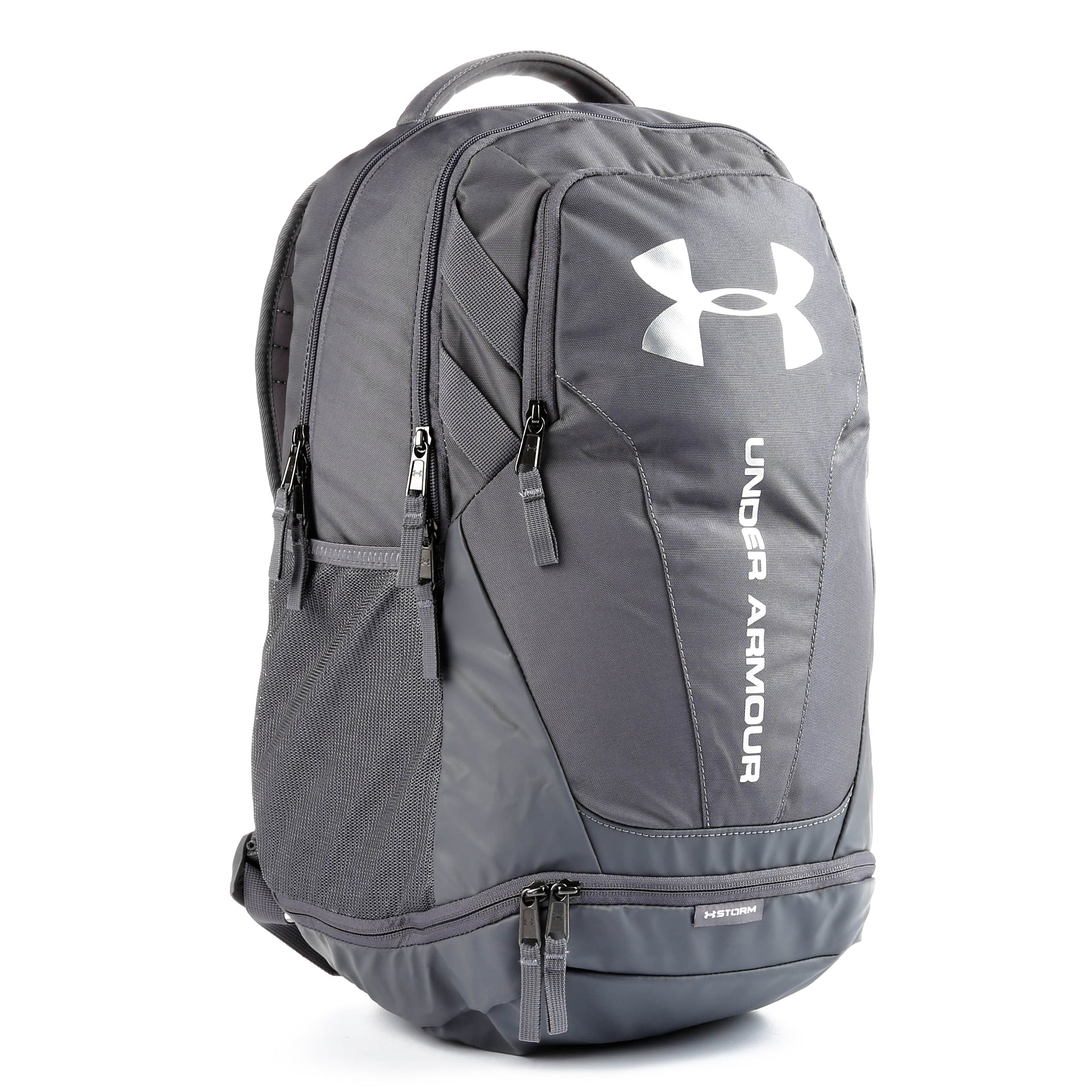 trigo Joya Crítico  Under Armour Hustle 3.0 Backpack - Graphite - New Star