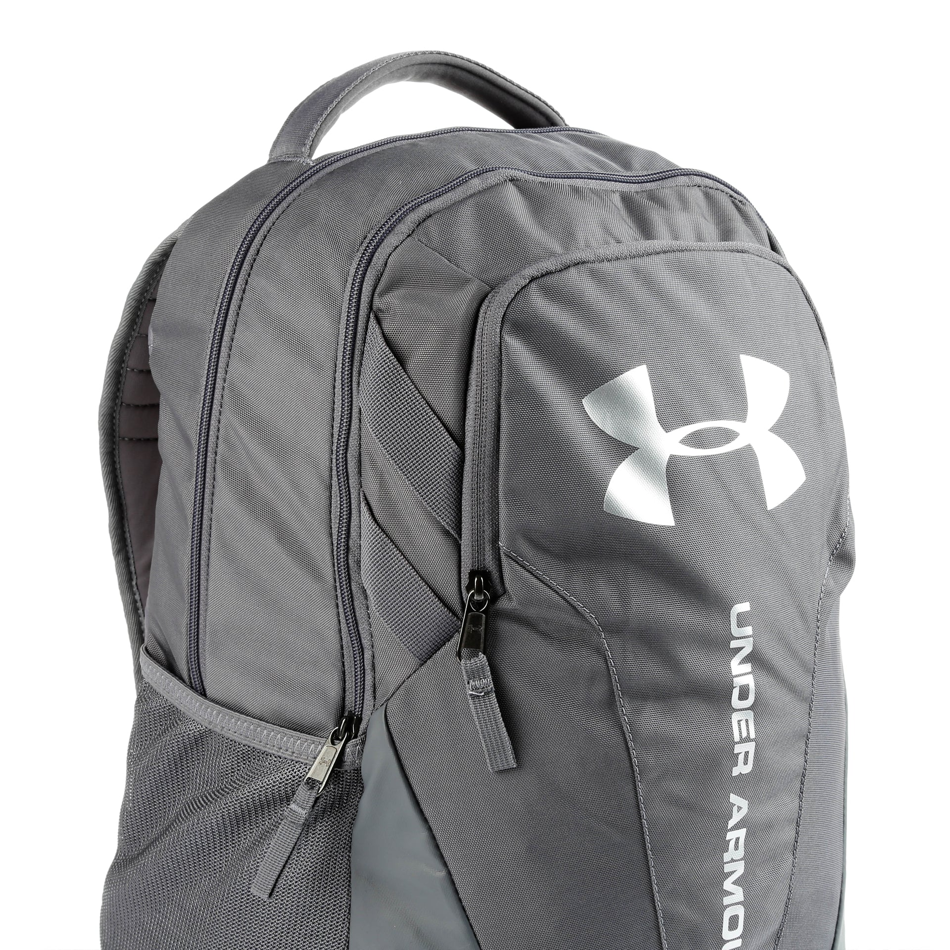 Under Armour Hustle 3.0 Backpack - Graphite - New Star 25f36972588f8
