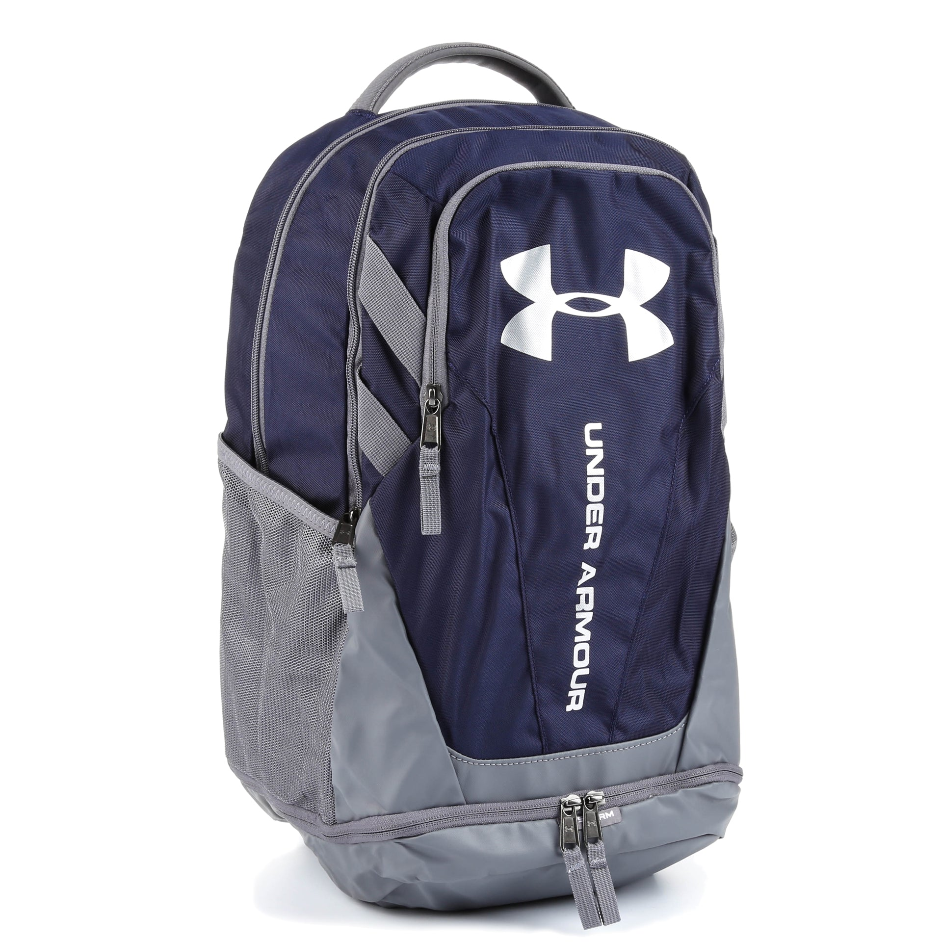 dc349545db Under Armour Hustle 3.0 Backpack - Midnight Navy / Graphite - New Star