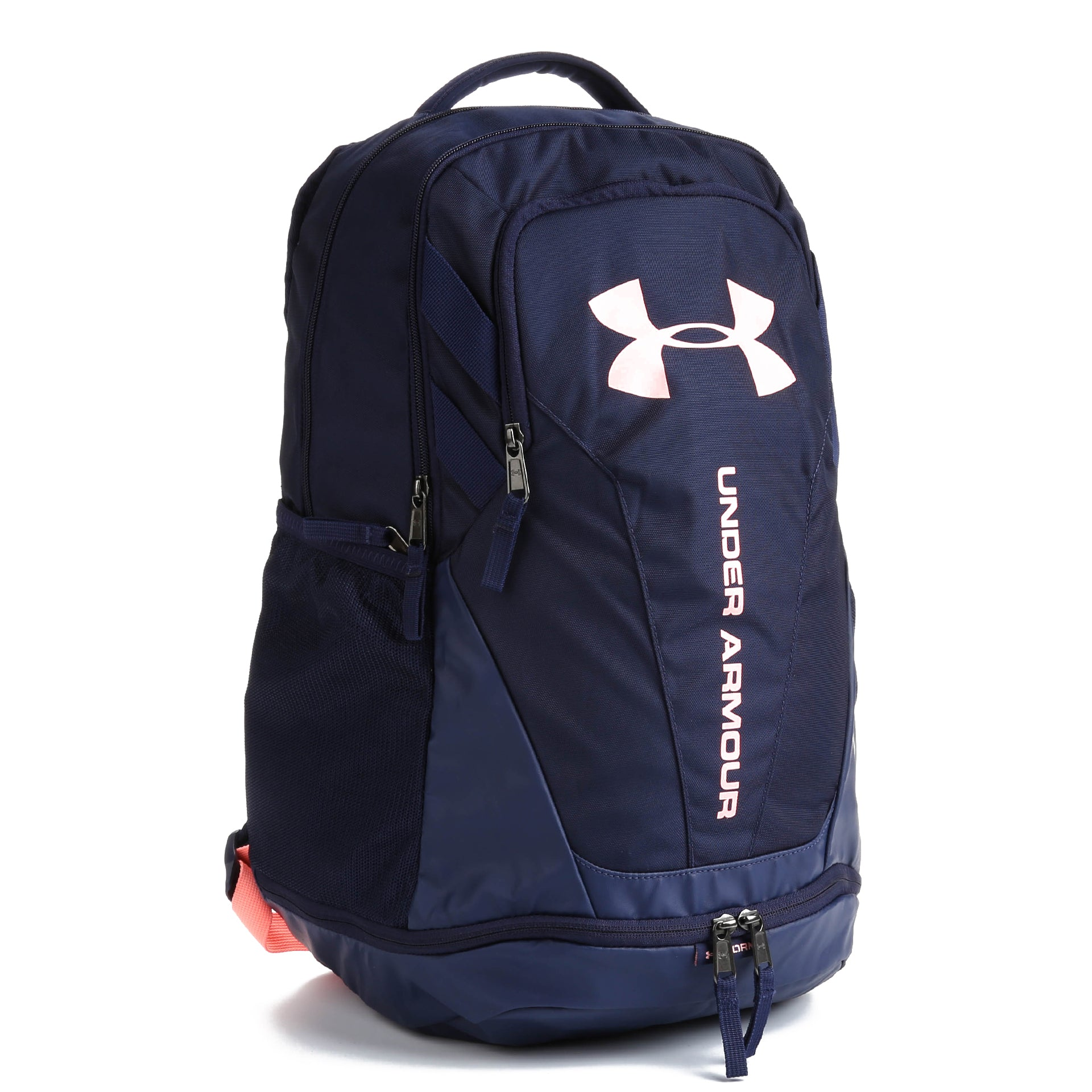 100% authentic a40c0 c6f9c Under Armour Hustle 3.0 Backpack - Midnight Navy