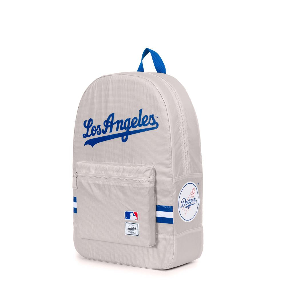 19e5917c9b6 Herschel x MLB Los Angeles Dodgers Packable Daypack - Grey - New Star