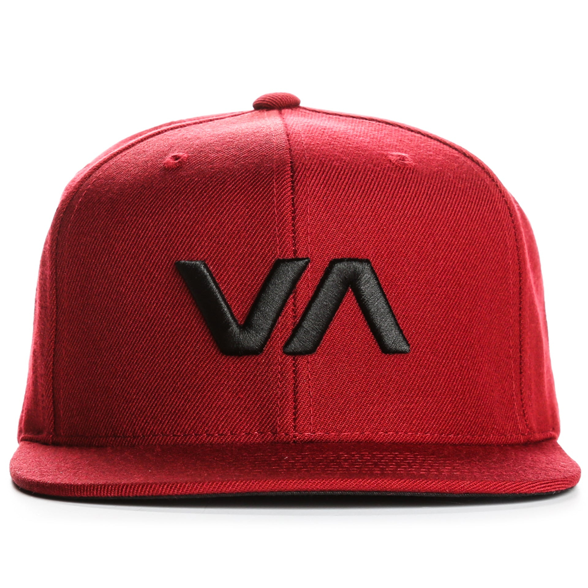 detailed look 00a94 6cc88 ... cheap rvca va snapback ii red a34a5 352e7