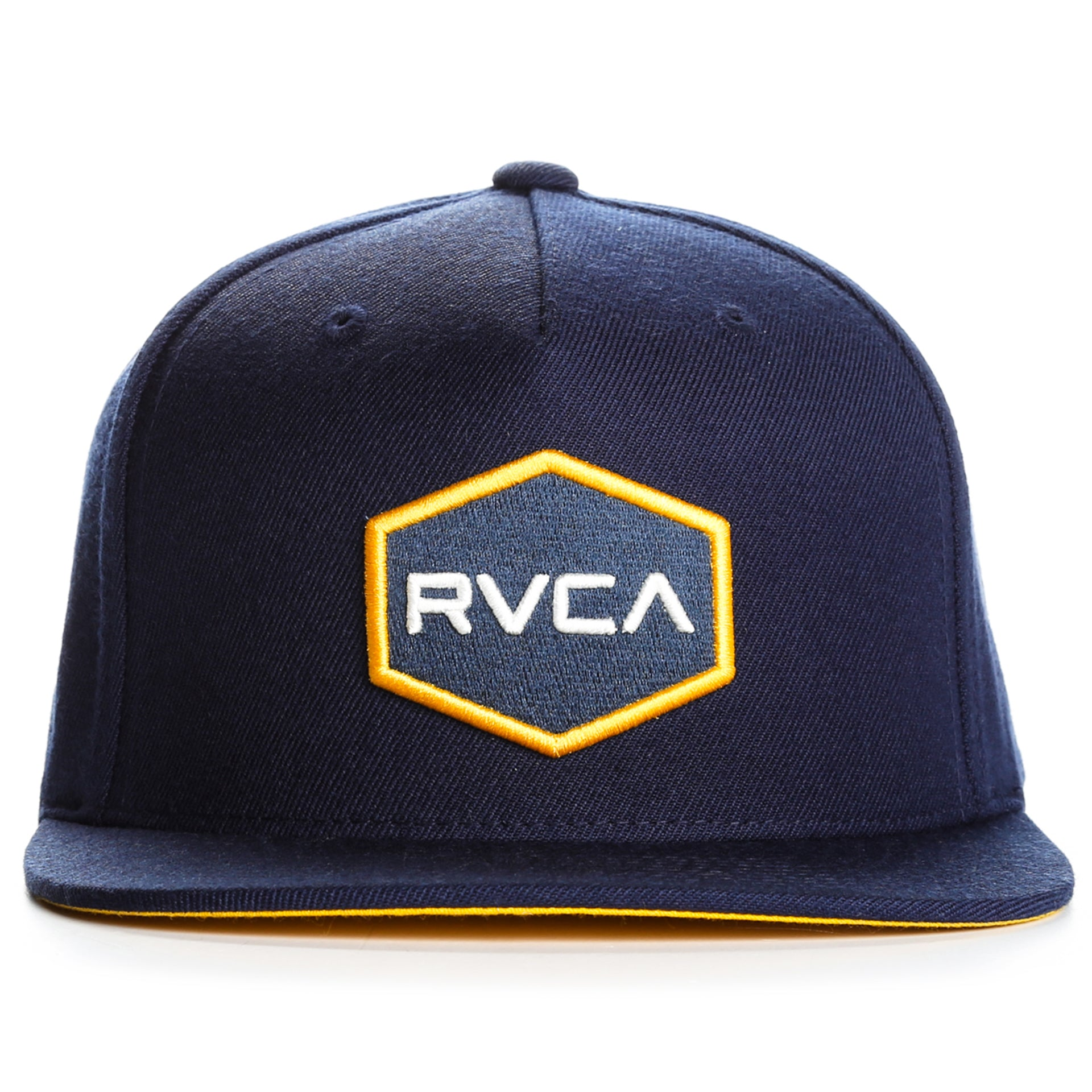 sale retailer f1380 77608 RVCA Common Wealth Snapback II Hat - Navy