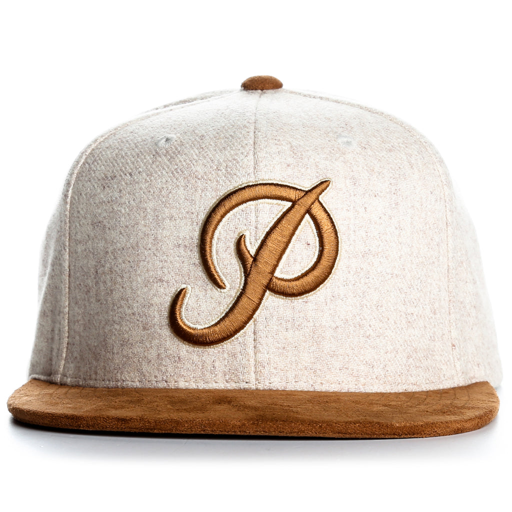 d519eeed Primitive Classic P Wool Snapback - Brown - New Star