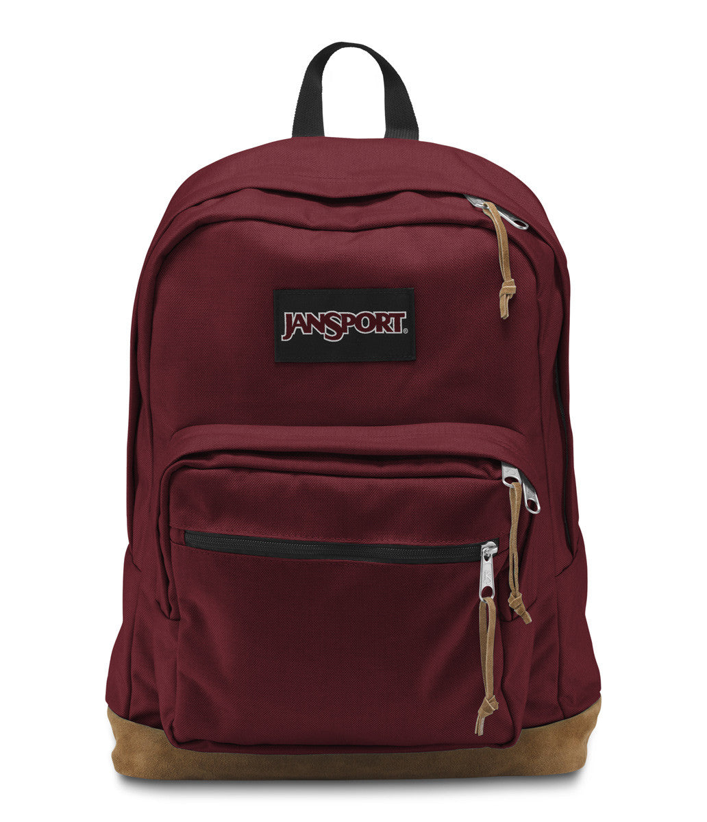 JANSPORT Right Pack Backpack - Viking Red - New Star a5feb6c79