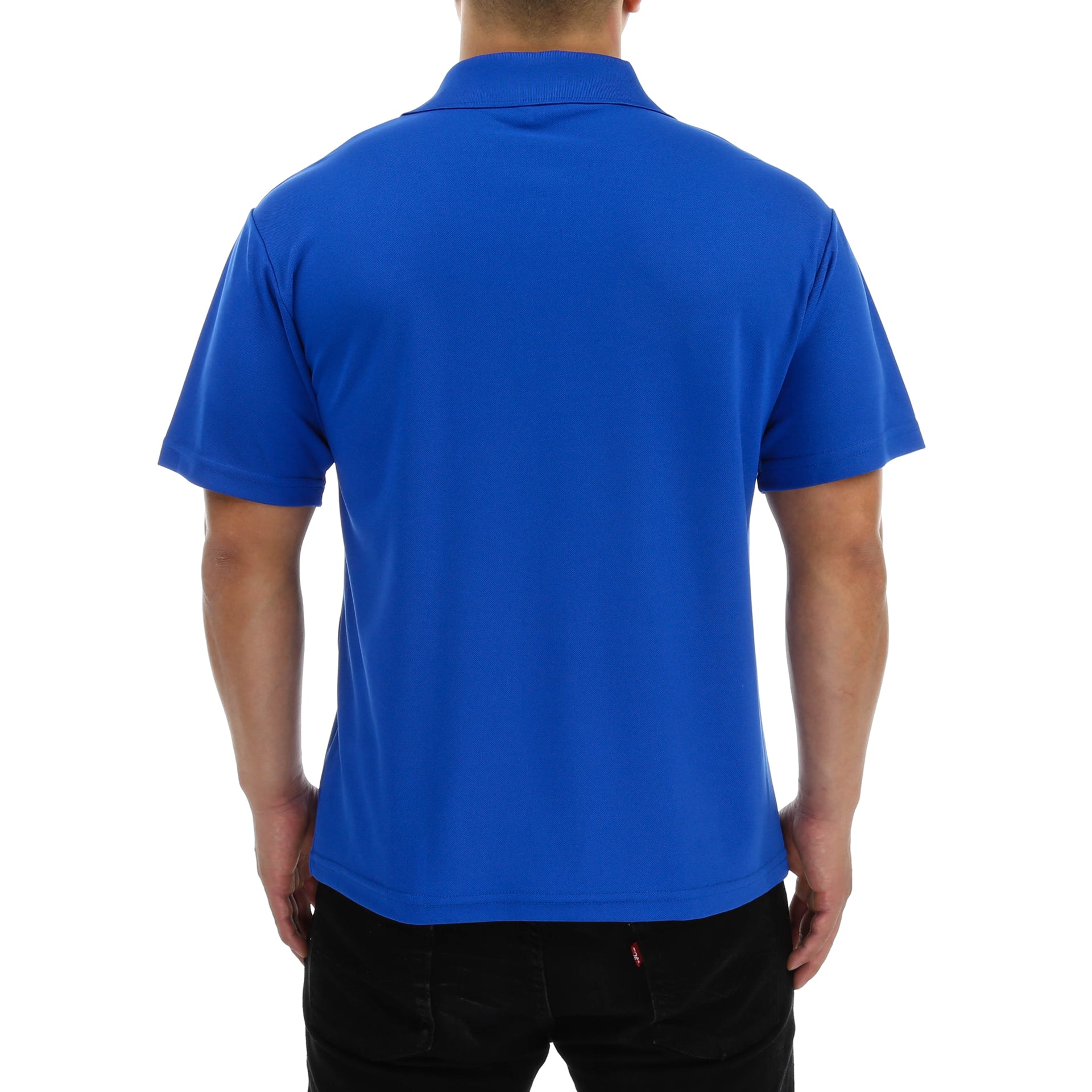 scatola di cartone mestiere Guadagnare  LA Speedy Dri+ Polo Shirt - Royal Blue - New Star