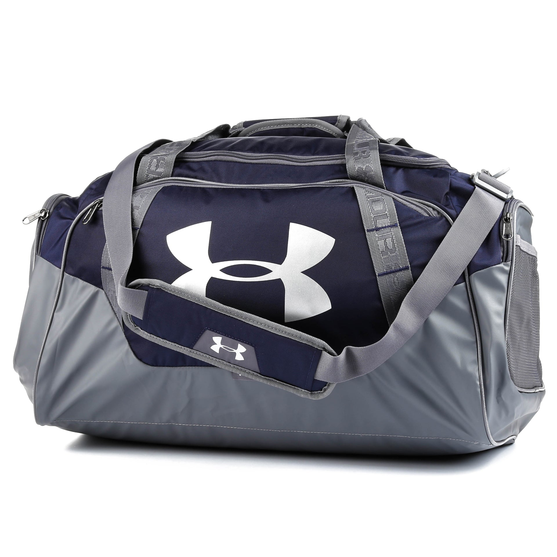 623fd35627cb Under Armour Undeniable 3.0 Medium Duffle bag - Midnight Navy   Graphite
