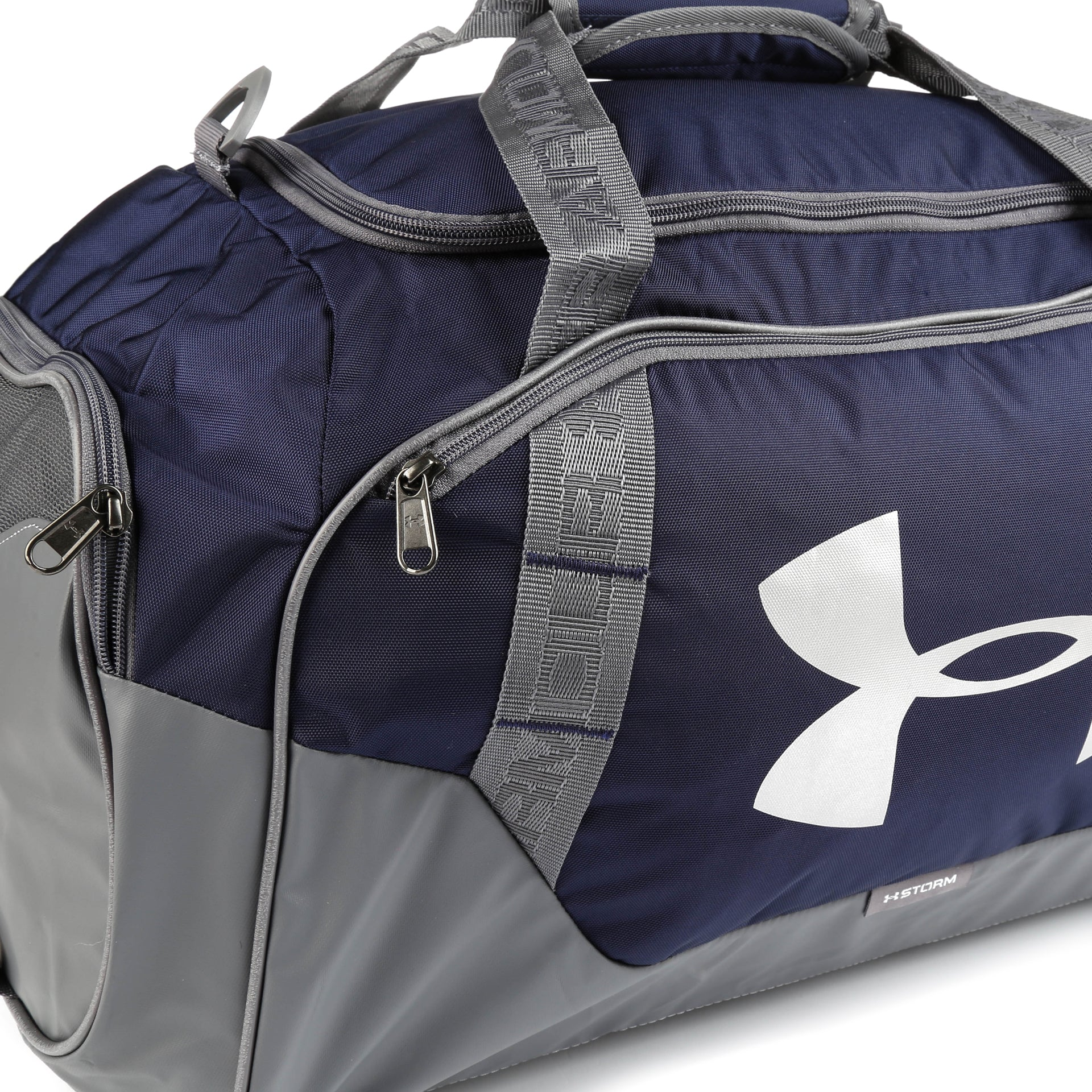 24430bc8fede Under Armour Undeniable 3.0 Medium Duffle bag - Midnight Navy   Graphite