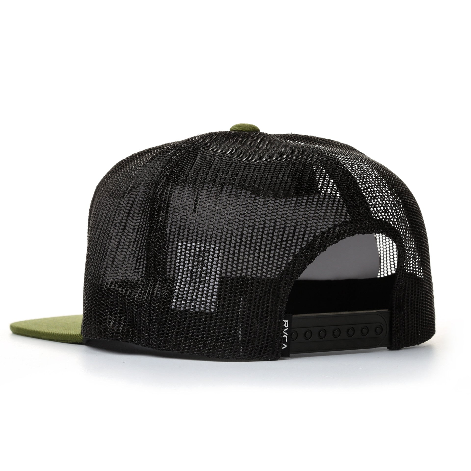 low priced c4bd3 e871f ... best price rvca va all the way trucker hat army e75c0 52372