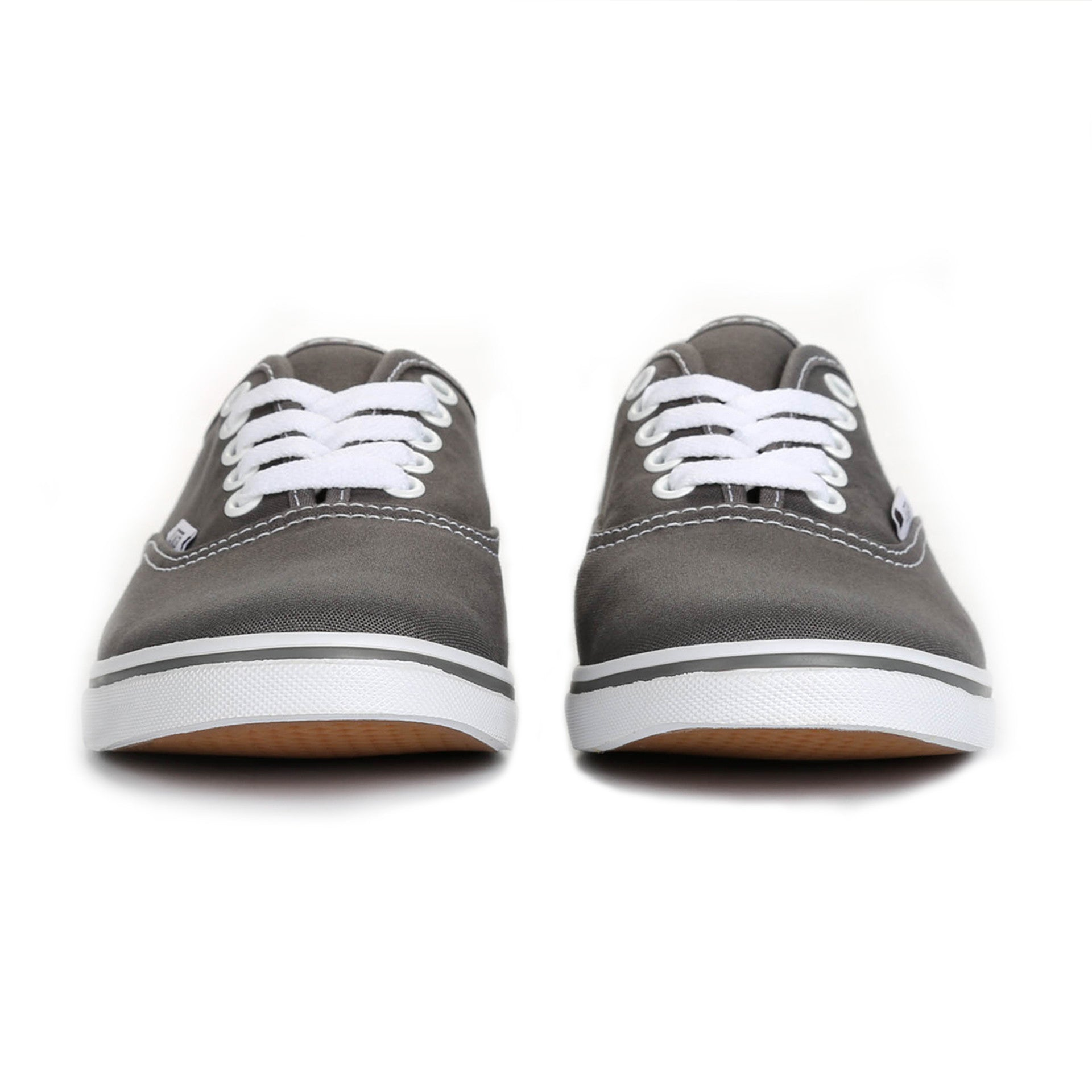 f4db5067dc Vans Authentic Lo Pro - Pewter White - New Star