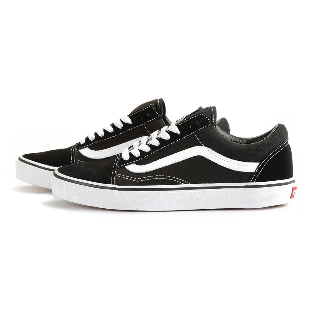 6541e54fc82f Vans Classic Old Skool - Black - New Star
